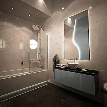 Bathroom Designs. Image Description